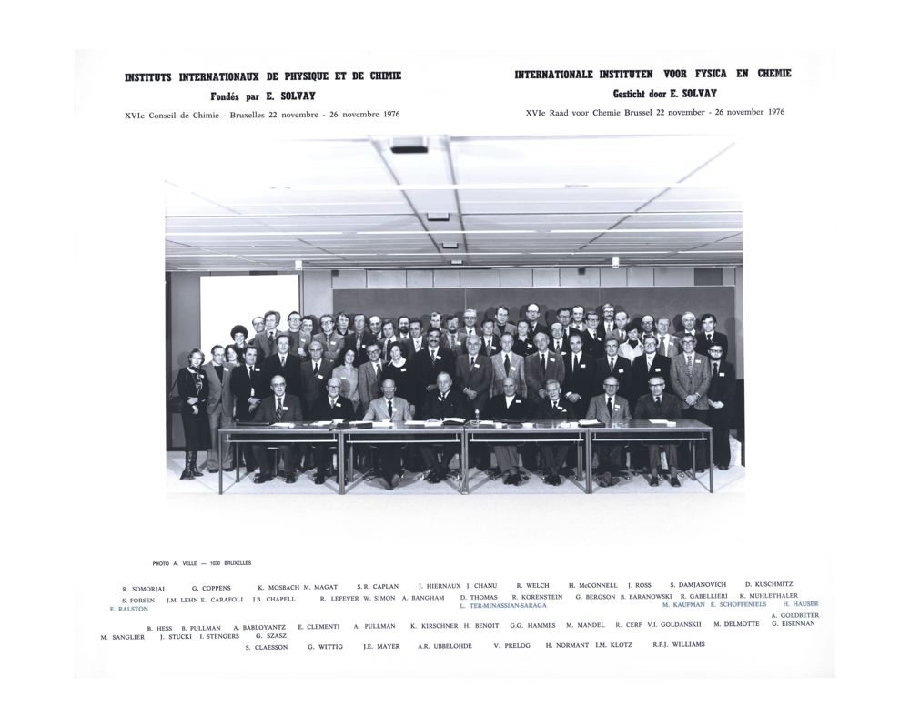 solvay group brüssel